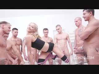 Veronica leal (veronica 10-man anal gangbang sz2115)[2019, squirt, anal, gangbang, dp, interracial, latin, gape, 720p]