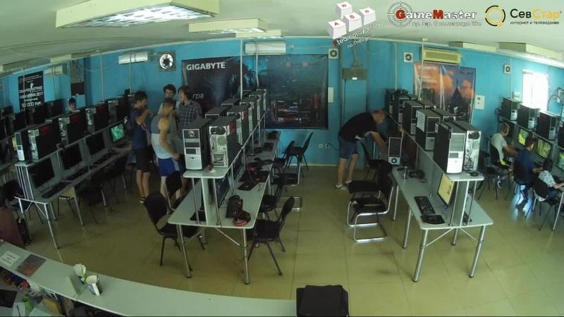 Live: Федерация компьютерного спорта Севастополя