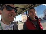 Бригада У в Сочи на F1  После интервью с Льюисом Хемильтоном часть 2