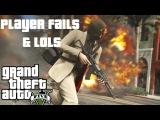 GTA 5 Online Funny Player Fails &Lols ep2