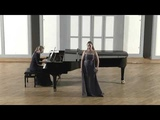 Polina Vdovina - A Mezzanotte - Gaetano Donizetti