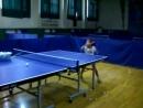 6 Year Old Asian Ping Pong Goddess