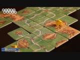 Видео-обзор настольной игры «Каркассон»