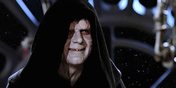 Иен Макдермид был «очень удивлен» возвращению Палпатина в «Восходе Скайуокера», поскольку Джордж Лукас еще давно сказал, что тот мёртв
