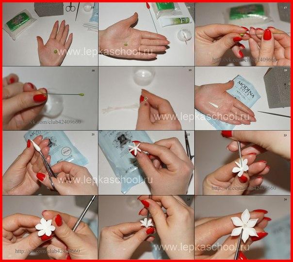 Сделать полимерную глину своими руками в домашних условиях