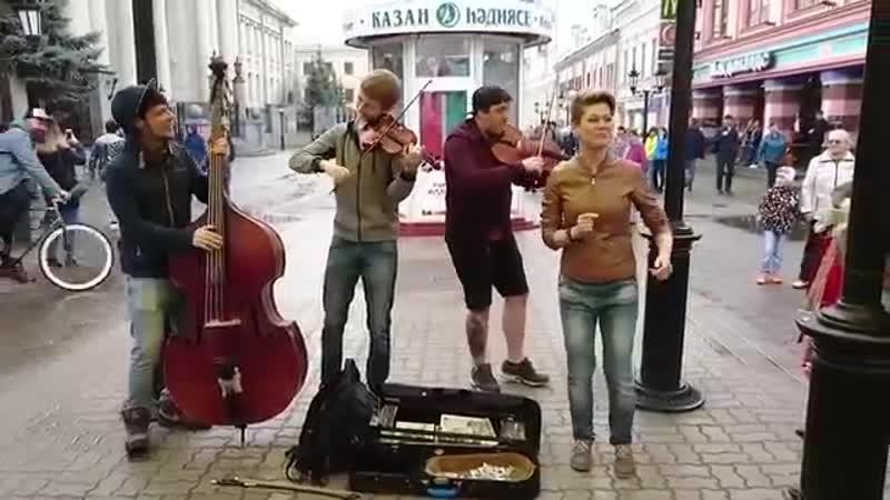 Девушка супер спела песню Такого, как Путин