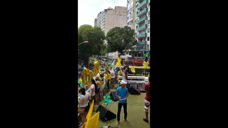Belem com Bolsonaro