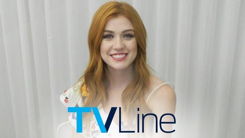 Shadowhunters Finale Katherine McNamara Reacts to Clarys Death | TVLine