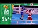 (W54kg) Kazakhstan vs Japan /AIBA Women's World 2018/