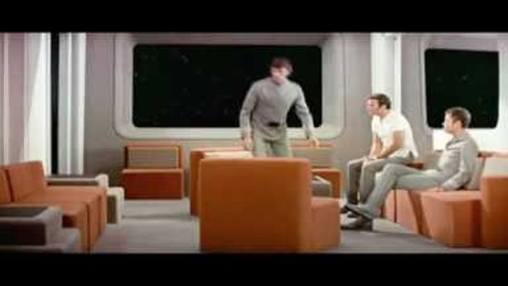 Star Trek: Movies.Что я без тебя [Kirk/Spock]