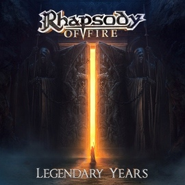 Rhapsody of fire альбом Legendary Years