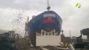 Атомный ледокол Урал спустили на воду