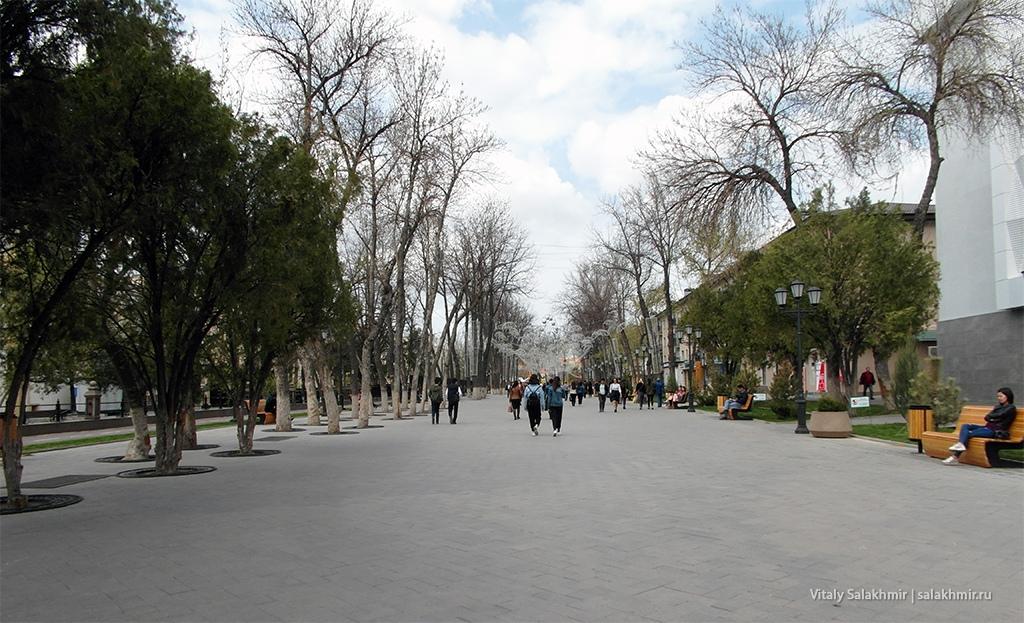 Арбат в Шымкенте, 2019