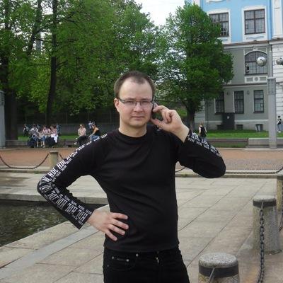 Роман Крылов, 23 ноября 1989, Санкт-Петербург, id5977065
