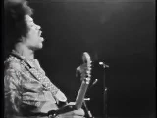 The Jimi Hendrix Experience Live @ Stockholm (1969)