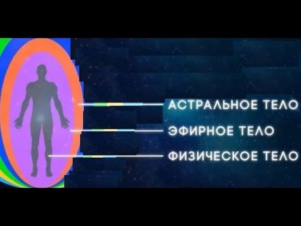 Учитель ММ О роли эфирной части в жизни многомерного физического тела человека