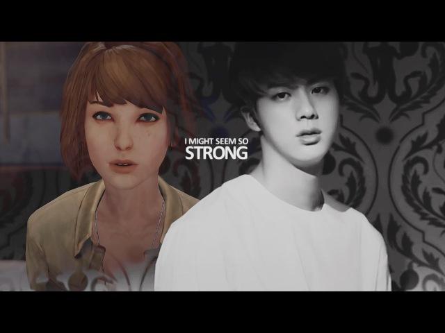 YoongiJin | Strong (Life is Strange AU)