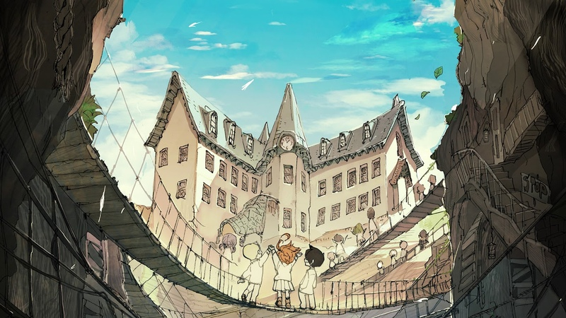 The Promised Neverland OST Isabella's Lullaby イザベラの唄