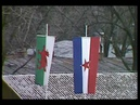 1984 UEFA Euro Qualifiers Yugoslavia v Wales