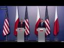 Wystąpienia Prezydentów Polski i USA podczas konferencji prasowej