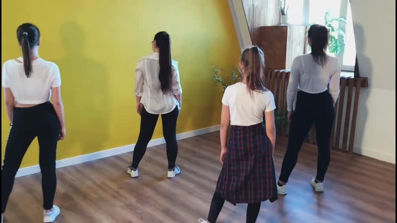 Reggaeton Dance | Choreo SvetLANA Emelyanova | Dance Studio Zefir