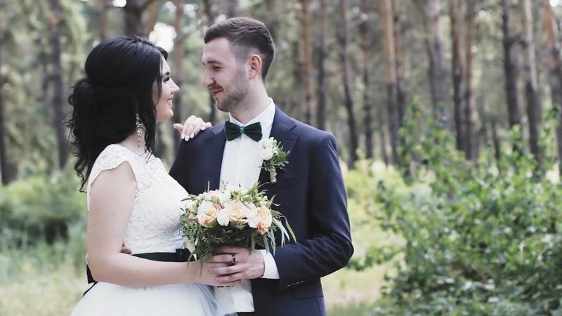 Антон Екатерина - Свадебный Клип
