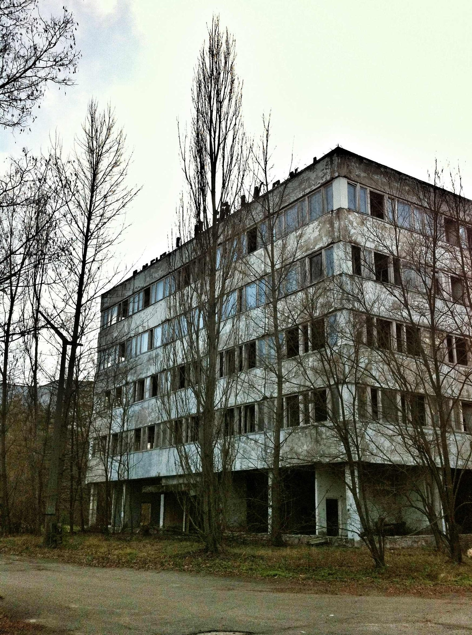 Energetic photo Pripyat