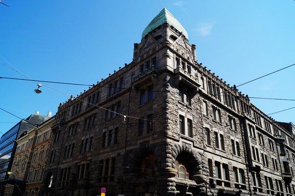 Здание — Викинг