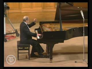 Фрагмент Концерта В.Крайнева и С.Юрского. 1994.