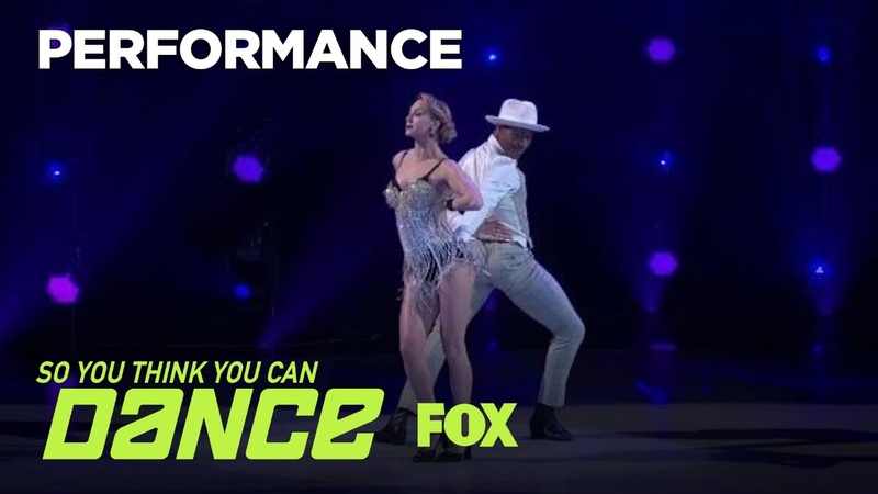 Magda Darius Perform to Fever by Peggy Lee Season 15 Ep 14 SYTYCD