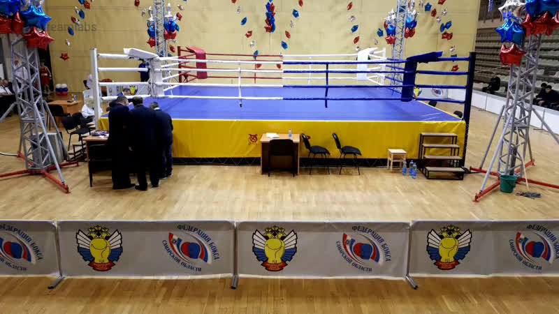 Spbboxing.live: полуфинал турнира класса А на призы ЗМС В. Шишова в Самаре