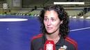 Claudia Pons: Ha sido el debut soñado