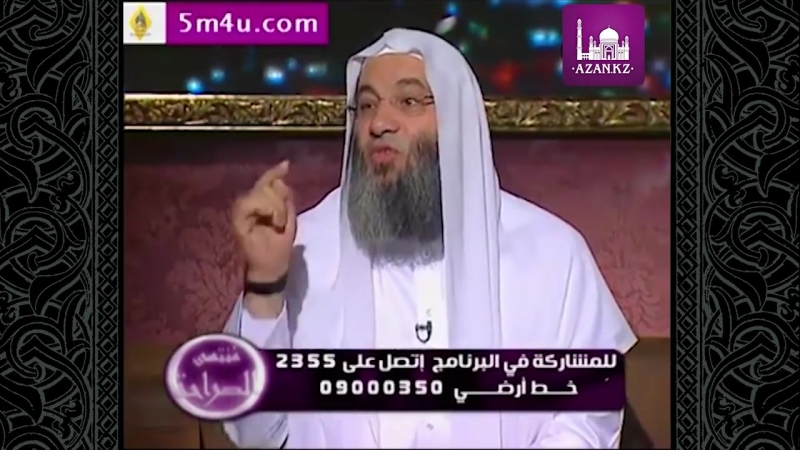 Мухаммад Хассан - Ибн Таймия о суфизме - www.azan.kz.mp4