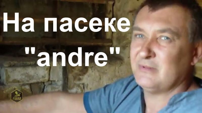 Промышленная пасека andre Андрея Коноплина 2