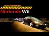 Need for Speed Undercover Gameplay Nintendo Wii Гемплей