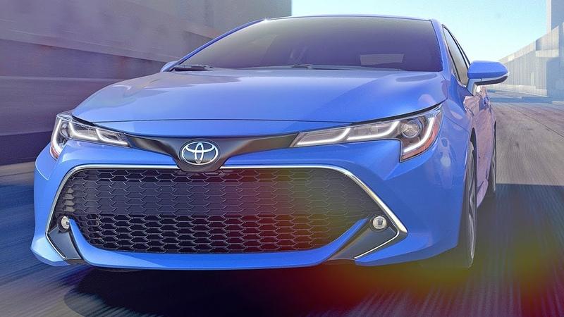 Toyota Corolla Hatchback (2019) Hot Hatch!