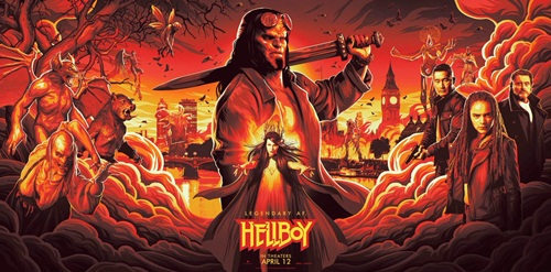 Hellboy In Hindi Dubbed Torrent