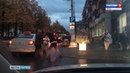 Водитель такси атаковал пассажира газовым баллончиком
