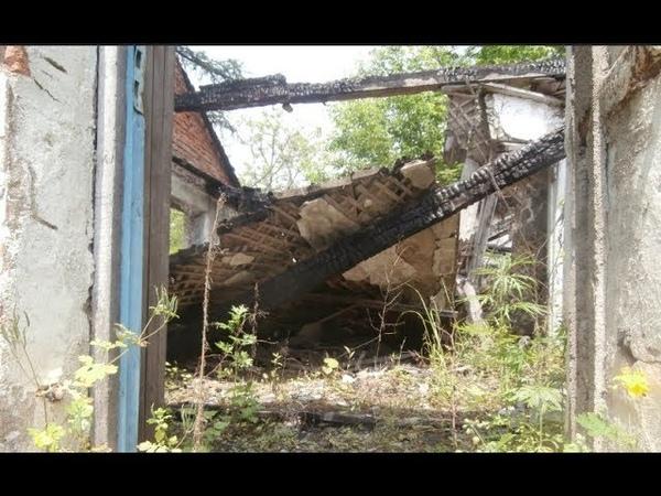 Заброшки города Артёма - заброшенный ремонтный пункт и заброшенная котельная (часть 2 )