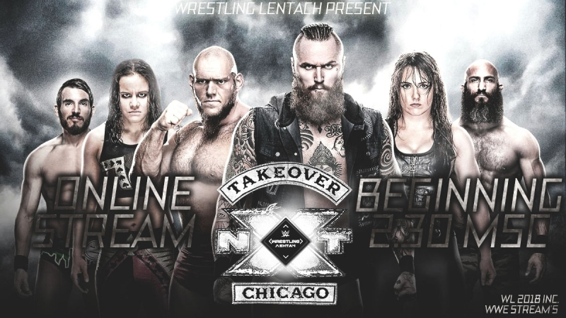 [ru]NXT TakeOver: Chicago II