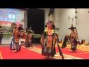 Танец Махакалы - защитника Учения Будды.