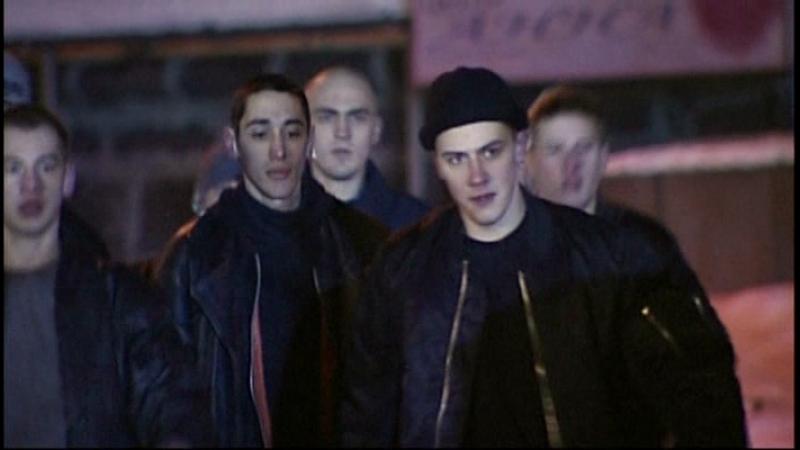 Молодой Иван Жидков в роли скинхэда (2004)