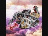 LEGO Star Wars Западня в Облачном городе