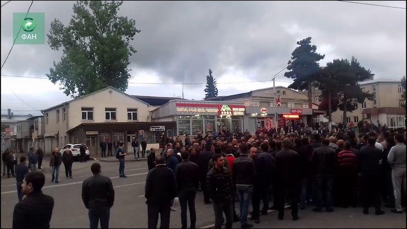 Протест в Арцахе неожиданный или назревший