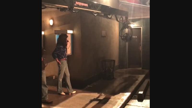 Видео со съёмок Богемской рапсодии от режиссёра фильма Брайана Сингера