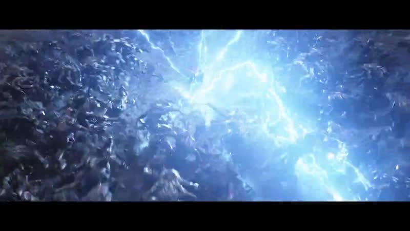 Появление Тора. Мстители_ Война бесконечности 2018