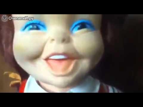 У куклы садятся батарейки
