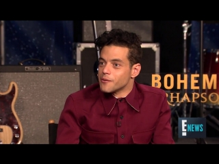 Bohemian Rhapsody Cast Talks Doing Queen Justice _ E! Live from the Red Carpet