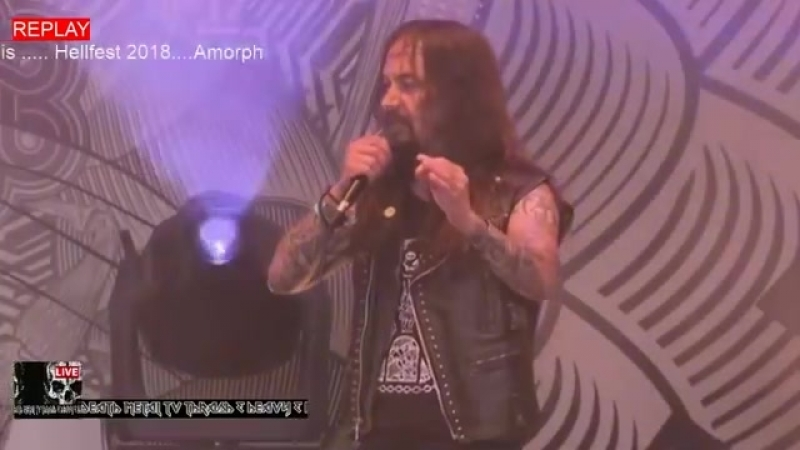 Amorphis, is a Finnish metal band with its own style created by Jan Rechberger and Esa Holopainen in Helsinki in 1990 🤘