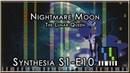 SYNTHESIA S1-E10 Jyc Row - Nightmare Moon, the Lunar Queen